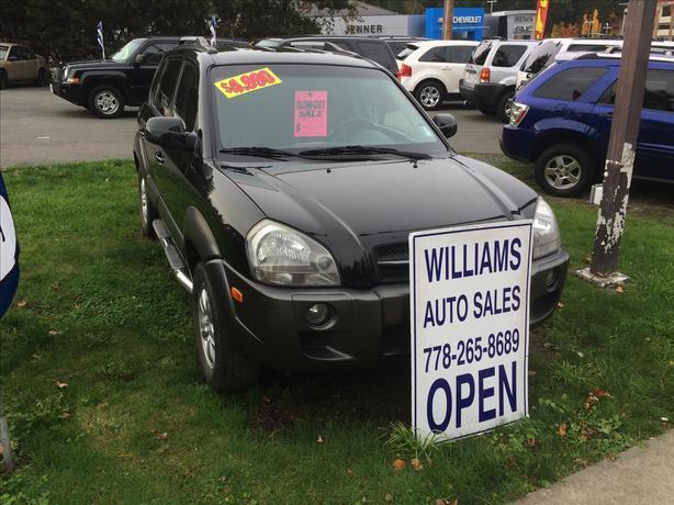 WILLIAMS AUTO 1736 ISL HWY WE BUY CARS TRUCKS VANS $$$$$