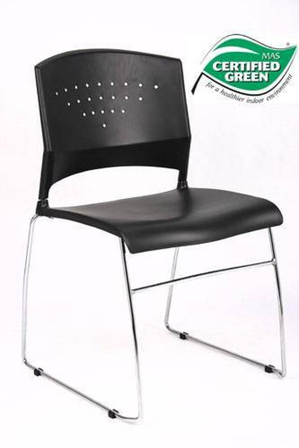 STACKING CHAIRS, OFFICE FURNITURE SALE
