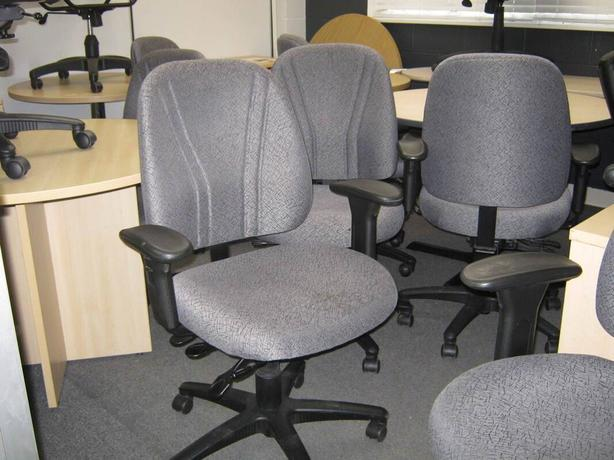 OFFICE CHAIRS USED AND NEW