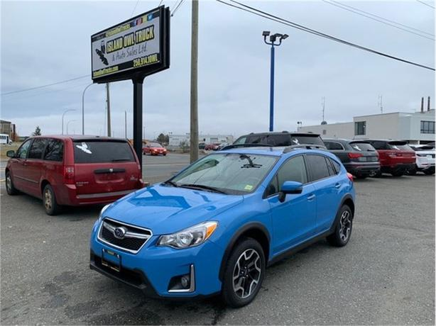 2016 Subaru Crosstrek 2.0i w/Limited/Tech Pkg