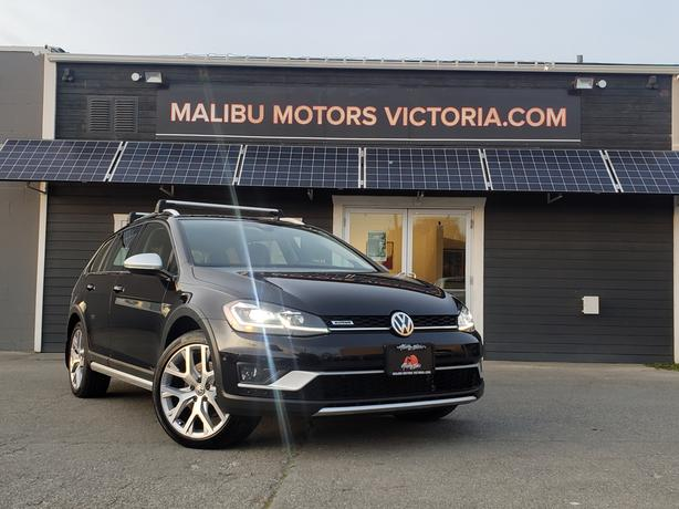 2018 Volkswagen Golf Alltrack - LOADED / AWD - BEAUTIFUL