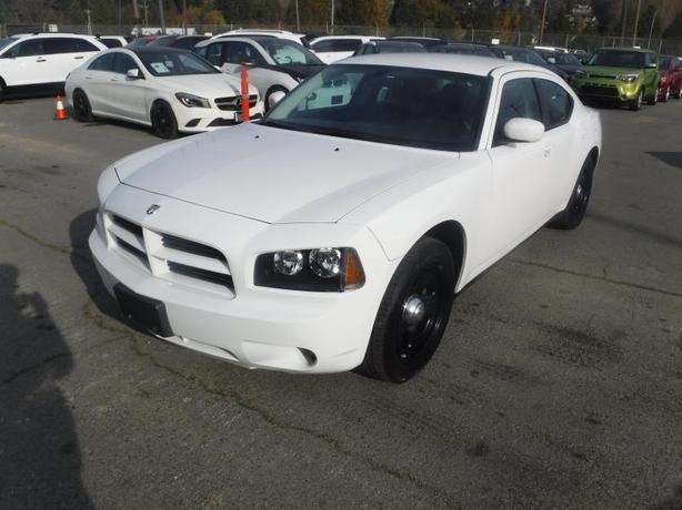 2010 Dodge Charger 3.5L V6 SOHC 24V Ex Police