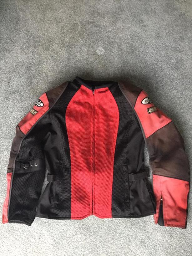 Joe Rocket Women's Motorcycle Jacket
