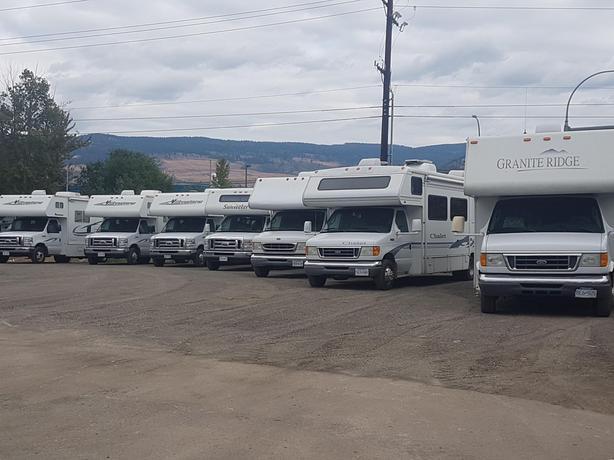 Successful RV Rental Business