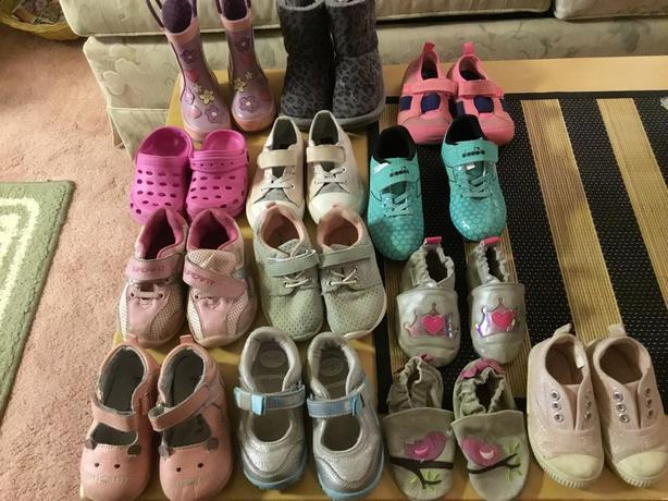Toddler Shoes and Boots 4, 5, 6