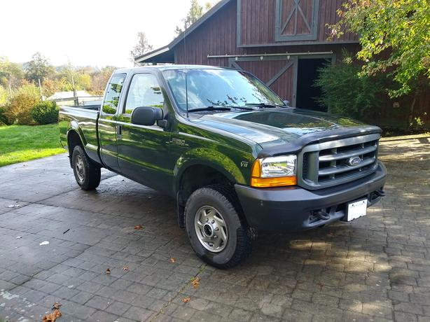 2000 F250 for Sale