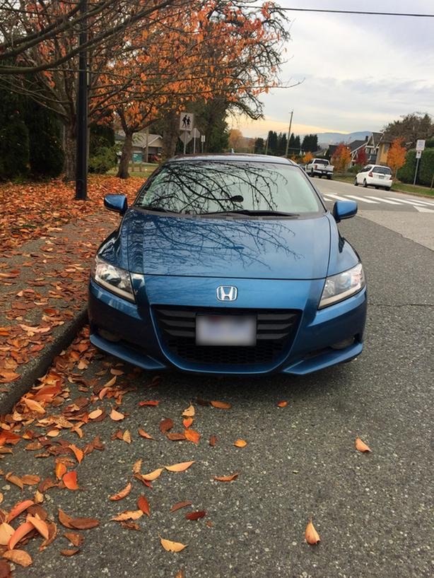 2011 Honda CR-Z EX CVT Hybrid GREAT on gas low mileage - Rare