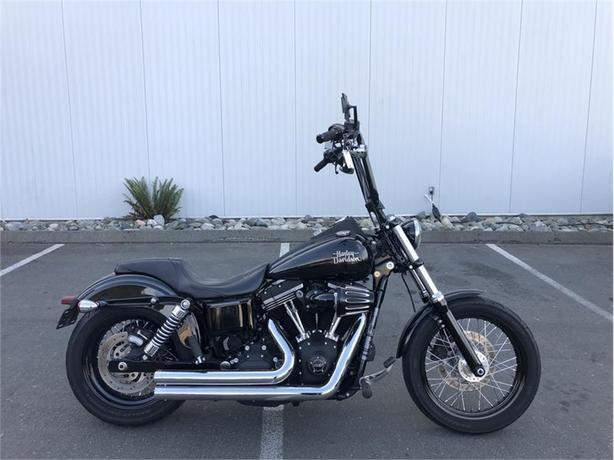2014 Harley-Davidson® FXDB - Dyna® Street Bob®