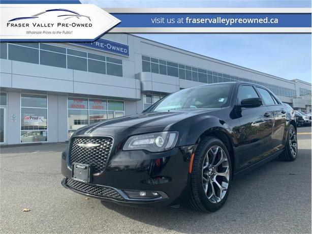 2018 Chrysler 300 300S  - $173 B/W