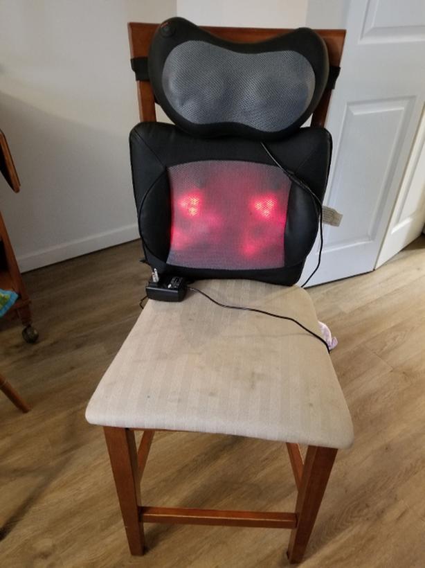 massage chair padd