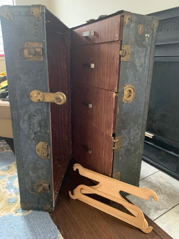 Canadian Air Force Travel Trunk