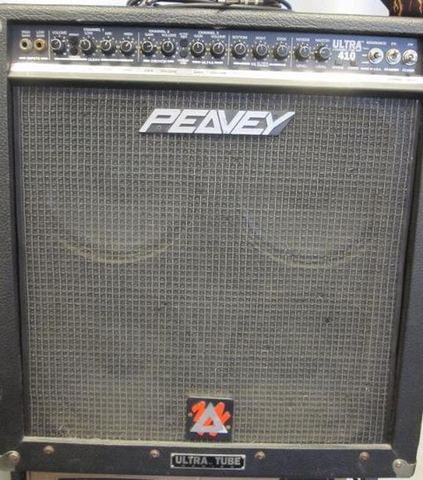 REDUCED!! Peavey Ultra 410 Tube amp Made in the USA