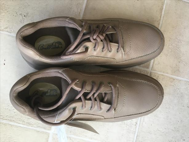 Arnold Palmer Leather Upper Shoes-MENS NEW