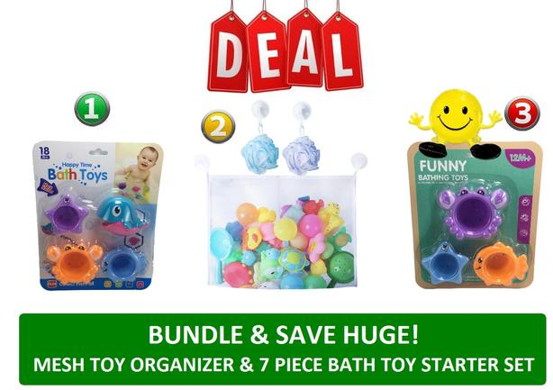 Liquidation Sale! $8 Per Bundle & 3 Bundles to Choose From!