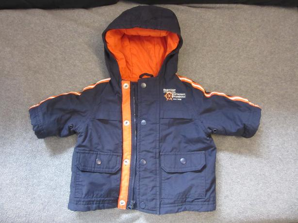 CUTE & LIGHTLY USED BABYGAP JACKET (0-3 months)