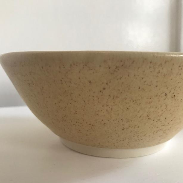 handmade pottery - small serving bowl