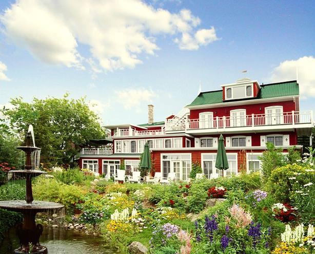 Charming hostel with gastronomic restaurant Bas-Saint-Laurent