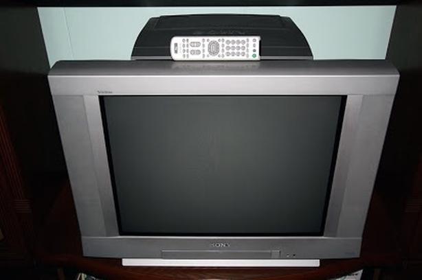 "Sony Trinitron Retro Gamer TV 27""— $500 OBO"