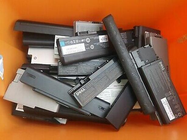 WANTED: Old laptop batteries. Dead or alive.