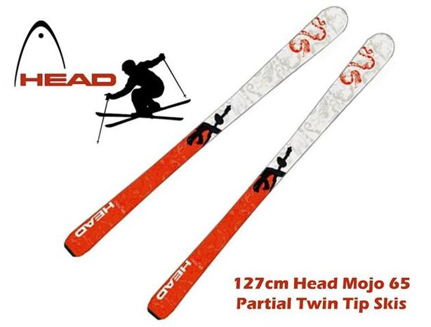 Head Mojo 65 ~ 127cm