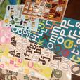 Various Card Stock / Scrapbook Supplies