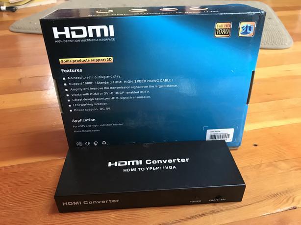 HD Video & Audio converter.