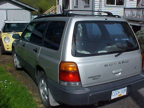 Subaru Forester 1999 - Daily Driver - Great bugout car!