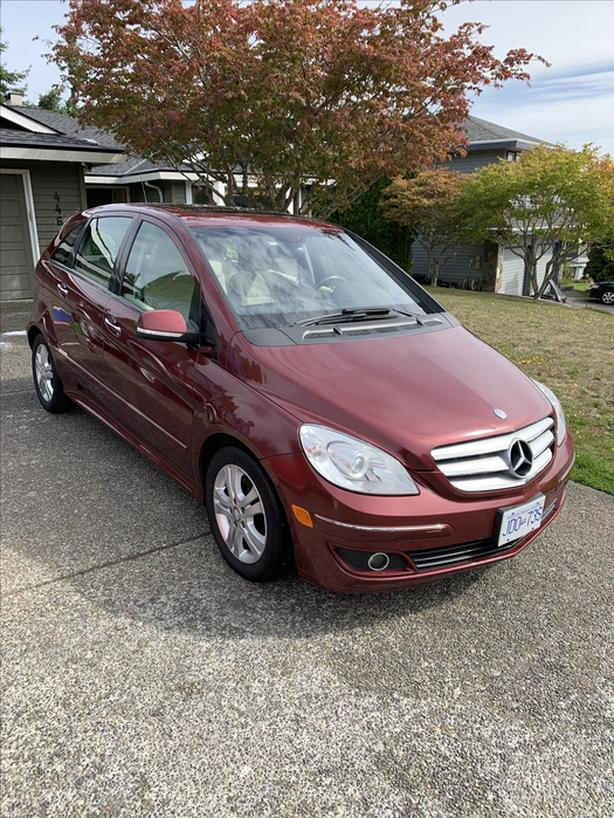 2008 Mercedes B200 Turbo - Automatic - For Sale By Owner