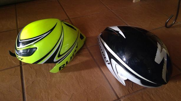 Aero helmets $5 each