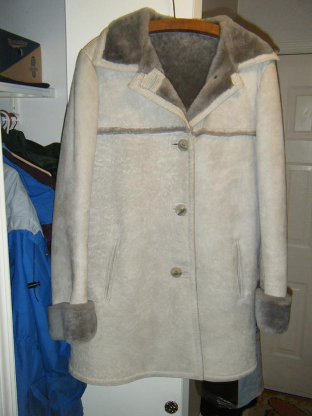 sheep skin jacket