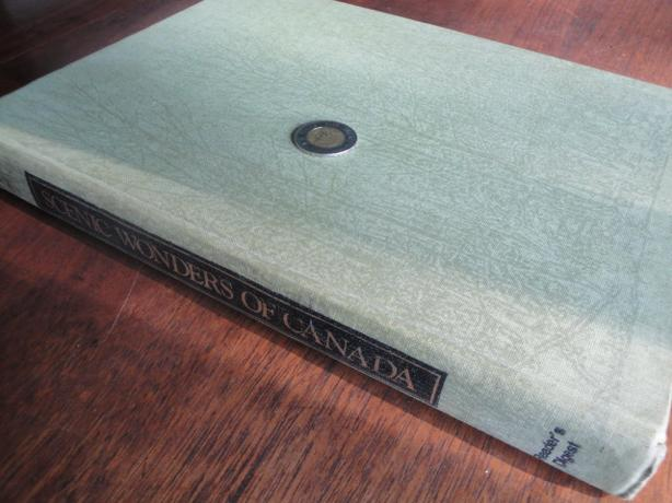 Scenic Wonders of Canada: Illustrated Guide (1974 oversized)
