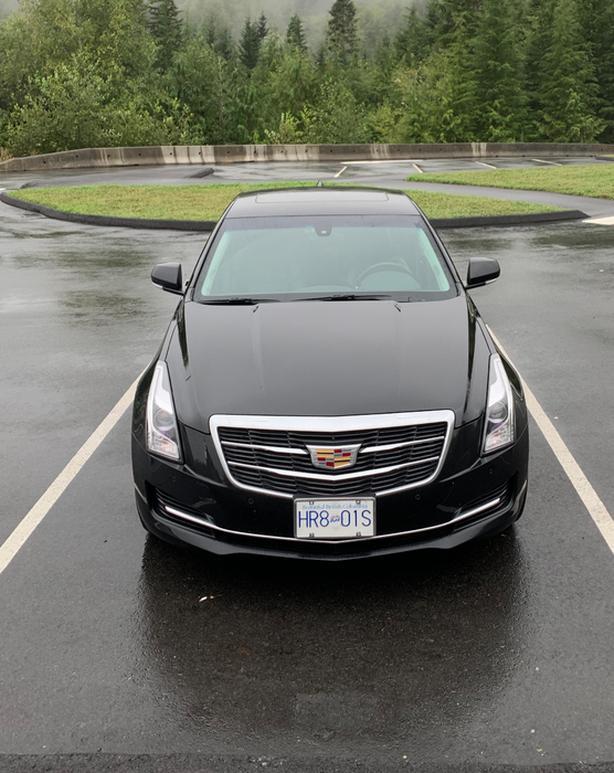 2018 Cadillac ATS AWD Bumper to Bumper