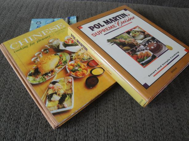 """ea: """"Supreme Cuisine"""" (Smart/Simple Cooking) & """"Chinese Cooking for Pleasure"""""""