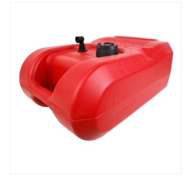 Attwood International 6 Gallon Fuel Tank