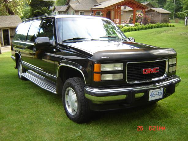 1994 GMC SUBURBAN SLE 1500 4X4