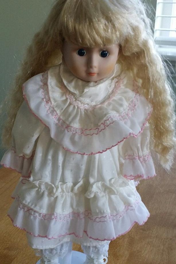 Cute Porcelain Doll