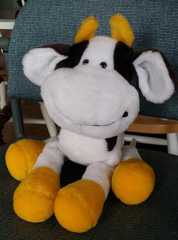 Cute Cow Stuffy - Plush