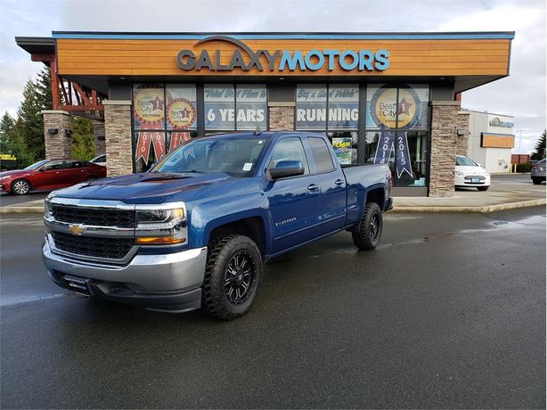 2017 Chevrolet Silverado 1500 LT - Double Cab 5.3L V8 Regular Box 4WD