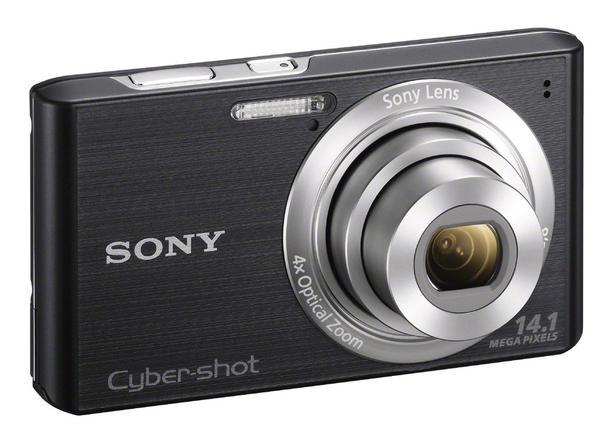 Sony Cyber-shot DSC-W610 14.1 MP Digital Camera with 4x Optical Zoom