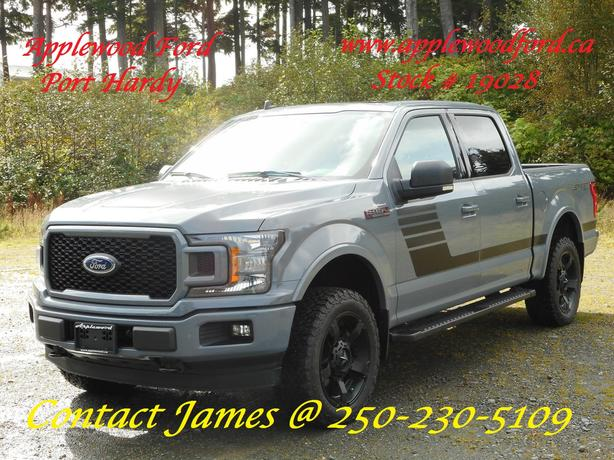 2019 ford f-150 xlt special edition