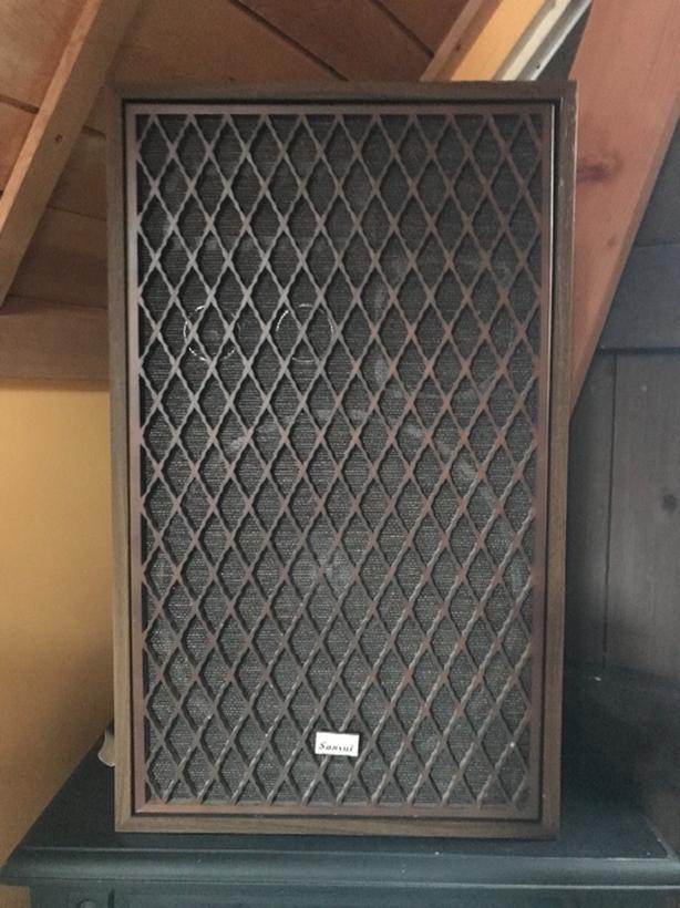 Sansui SP-X6700 Speakers