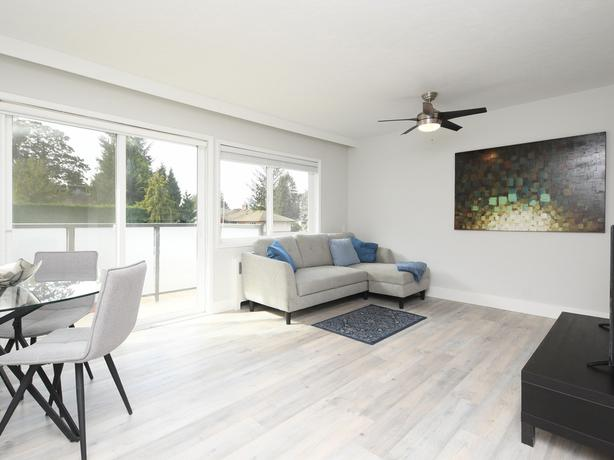 New apartment building in Esquimalt - small dogs allowed - insuite