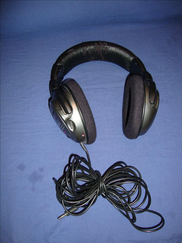 Panasonic RP-HT722 Stereo Surround Headphones