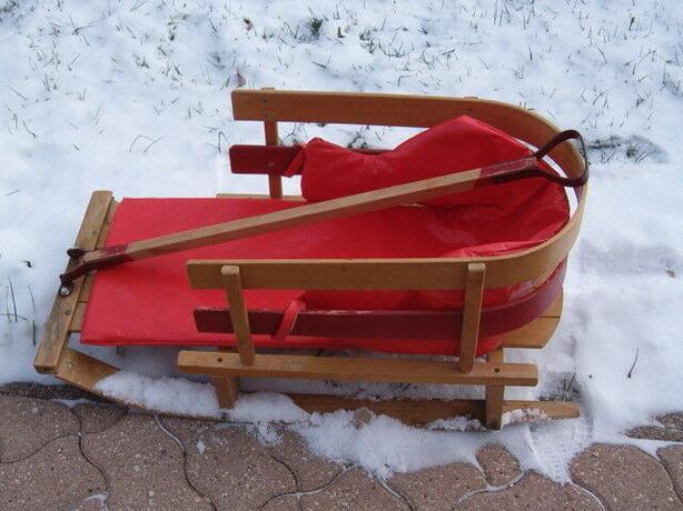 child sled