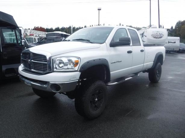 2004 Dodge Ram 2500 Quad Cab Long Box 4WD Diesel