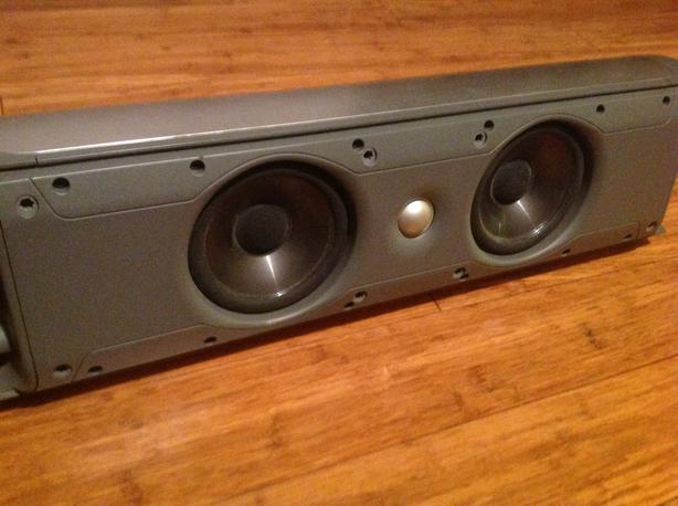Polk Audio RM7302 Center channel speaker