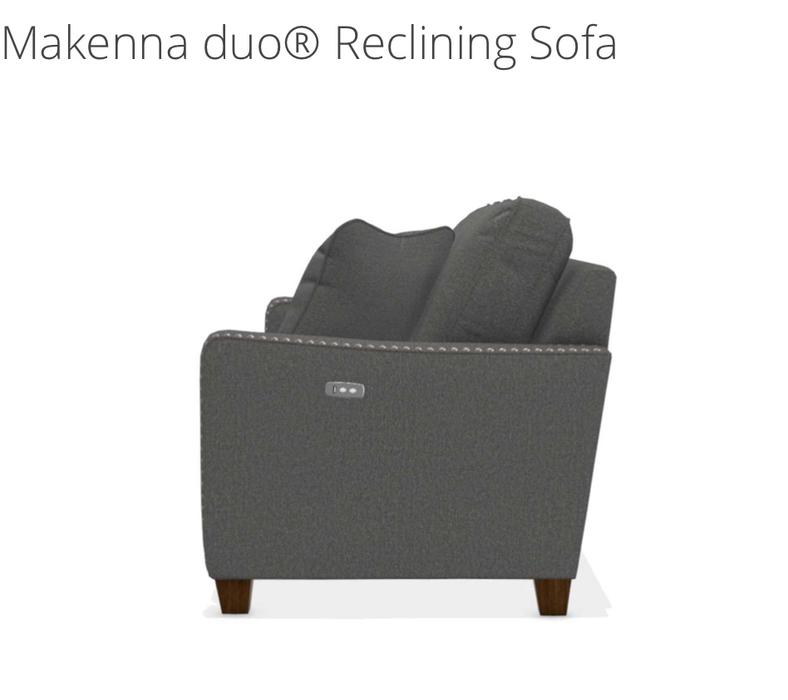 Remarkable 375 Lazy Boy Sofa Makenna Duo Reclining Sofa Evergreenethics Interior Chair Design Evergreenethicsorg