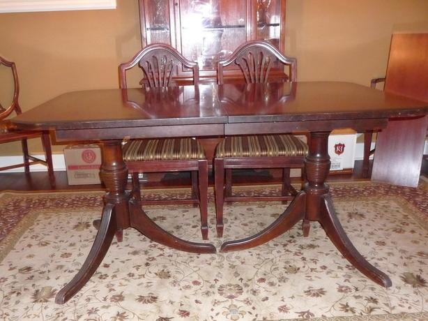 Dining room set- 10 pieces