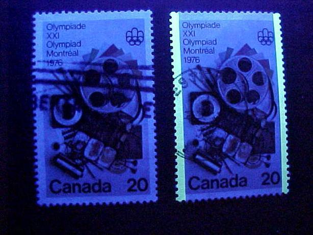 SCOTT 684 UNTAGGED OLYMPICS