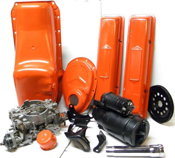 1966 67 65 64 Chevy II Chevelle Corvette Impala 327 283 Engine Parts